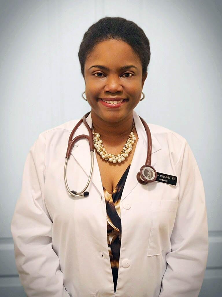 Dr. Patrice Reynolds Progressive Pediatrics